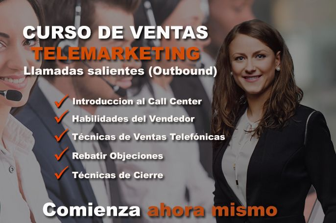 curso de telemarketing para call center