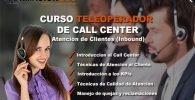 curso teleoperador de call center para aspirantes al trabajo de call center