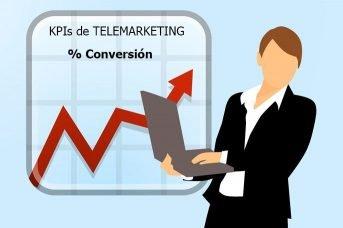 Indicador de conversion en telemarketing